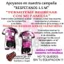 Campaña RESPETANOS 1,5 M